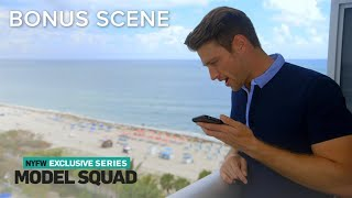 Heath Hutchins Plans to Surprise Caroline Lowe With a Proposal | Model Squad | E! - Video Youtube