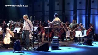 Jaromír Nohavica a Janáčkova filharmonie Ostrava (Full HD)