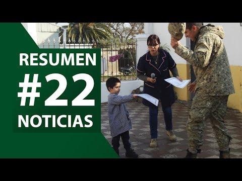 Resumen de Noticias #22 - 2019