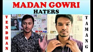 Madan Gowri Haters | Tamil | #VENDHANTAMANG