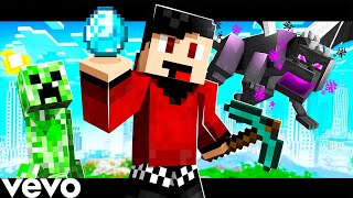 """Minecraft Number One"" - An Original Minecraft Animated Music Video"