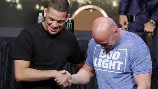 Нейт Диаз может выступить на UFC 200, соперник Федора Емельяненко будет на допинге
