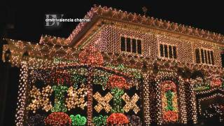 2011 Policarpio St. Mandaluyong Christmas Decorations - Philippines