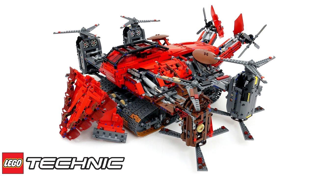 Lego Technic REAPER: Ultimate Zombie Killer