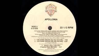 Apollonia - The same dream [Hip Hop Club Mix]