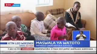 Juhudi zaanzishwa kuwaondoa watoto mitaani