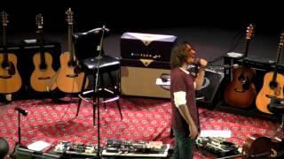 Chris Cornell - WHEN I'M DOWN @ Disney Concert Hall 09-20-15
