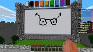 Minecraft:Играем в Мини-игры №2