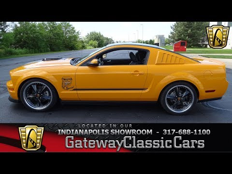 Video of '08 Mustang - LEAD