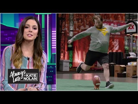 Fans who sent mean tweets about kickers are tricked into proving how they could have made the kick.
