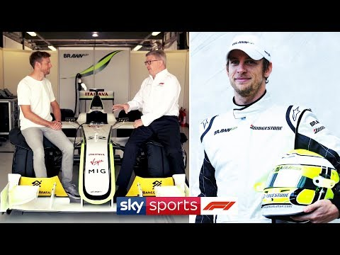 Image: WATCH: Jenson Button & Ross Brawn relive the story of Brawn GP | Part 1