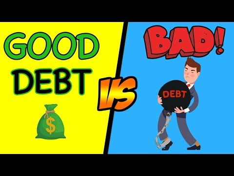 , title : 'Good Debt vs Bad Debt - Know The Difference (MUST WATCH)