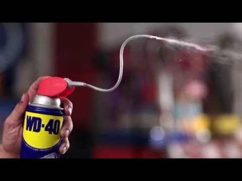 #WD40PowerOf5 EZ-REACH™