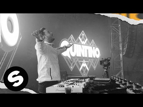Quintino - Switch Back (Official Music Video)