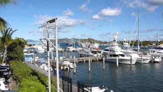 preview picture of video 'Red Hook Marina St. Thomas USVI'
