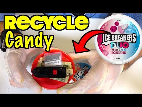 6 Ways To Recycle Your Favorite Candy Containers - Fun Life Hacks | Nextraker
