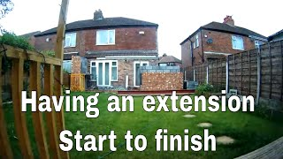 Having An Extension From Start To Finish Vlog