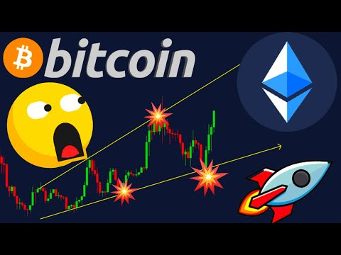 THE WHOLE WORLD WILL WATCH THIS BITCOIN & ETHEREUM MOVE!!!!!!!!!!! [exact targets & trades..]