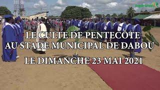CULTE DE L'ESPERANCE DU DIMANCHE 13 JUIN 2021