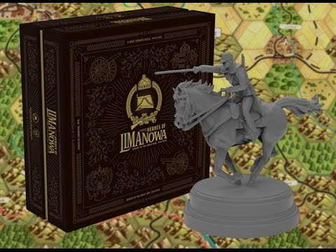 Bonding With Board Games The Chief Reviews 'Heroes of the Great War: Limanowa 1914