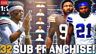 THE 32 TEAM SUBSCRIBER FRANCHISE FANTASY DRAFT IS LIVE NOW!! #1