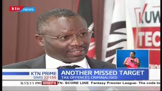 KRA to prosecute 600 tax evaders