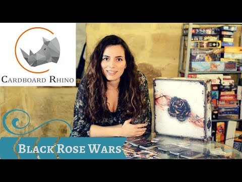 Play it Right - Black Rose Wars