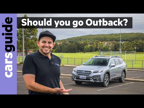Subaru Outback 2021 review: Is this high-riding wagon a better alternative to a Toyota RAV4?