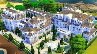 LUXURIOUS MANSION - Interior | Sims 4 Speed Build