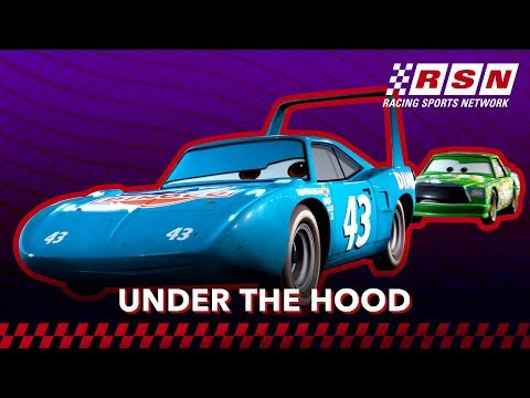 Strip Weathers: Under The Hood | Racing Sports Network By Disney•Pixar Cars