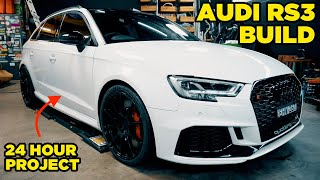 Audi RS3 - HYPER-HATCH BUILD!