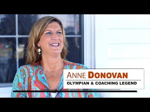 Olympian & Coaching Legend Anne Donovan Interview Part 1    SIXFOOTSPORTS
