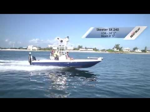 Skeeter SX 240 video