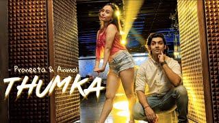 Thumka Pagalpanti Yo Yo Honey Singh Choreography By Anmol Jamwal