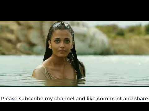Aishwarya rai best hottest boobs and ass scene 2018