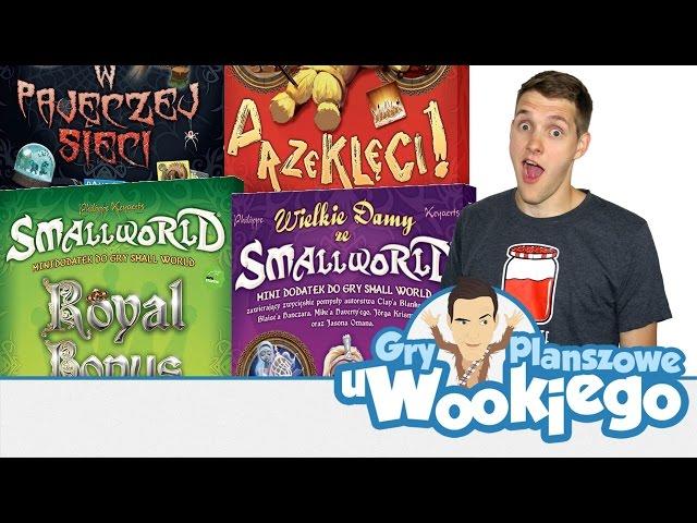 Gry planszowe uWookiego - YouTube - embed SnLzecJEjac