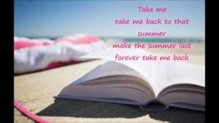 Boys and Noise - Take me back ~ lyrics