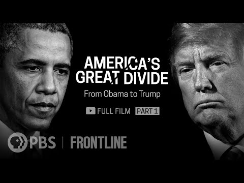 America's Great Divide: From Obama to Trump, an investigation into the causes of America's increasingly divided politics (2020)