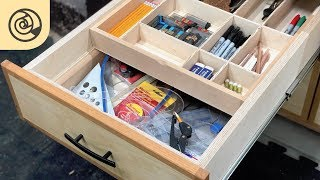 Double Your Drawer Space
