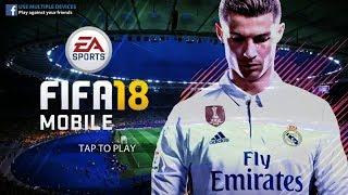 Новости Fifa Mobile 18 Когда выйдет?