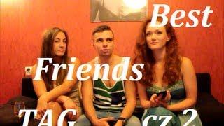 Best Friends TAG cz.2 Basia Jacek i Rudziuttka