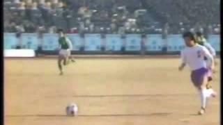 武南 VS 韮崎 第60回全国高校サッカー 決勝(1982年)