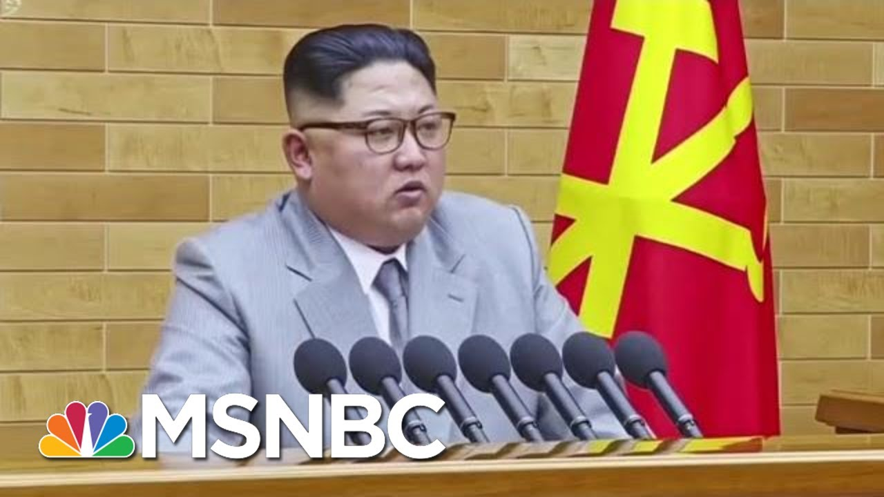 Lawrence: President Donald Trump Letter Hinted At 'End Of A Romance' | The Last Word | MSNBC thumbnail