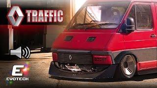 "Renault Traffic VIRTUAL TUNING (Photoshop Render/Evo5) ft. ""Chemistry, RAW"" [#RV]"