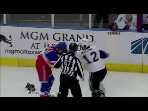 Aaron Voros vs. Ryan Malone