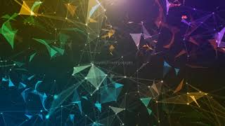 Geometric motion graphics background loops | hi tech video background loops | technology backgrounds