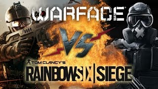 Рэп Баттл - Warface vs. Tom Clancy