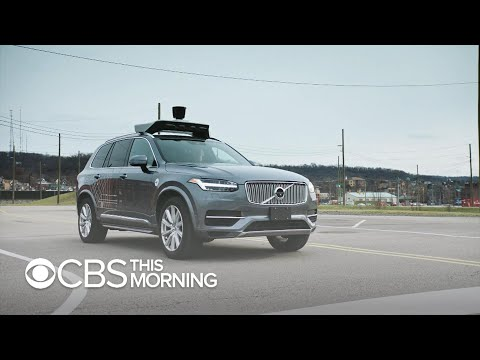 Inside Uber's secret self-driving car testing facility