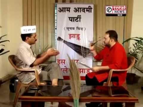 arvind kejriwal latest interview total tv news delhi ass