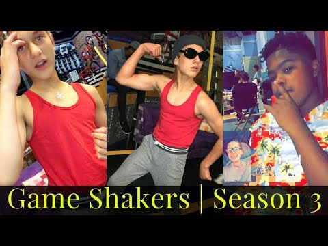 Game Shakers | Preparing Season 3